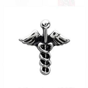 3/$15 🖤 Origami Owl Caduceus Medical Pole Charm